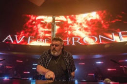 Game of Thrones themed rave