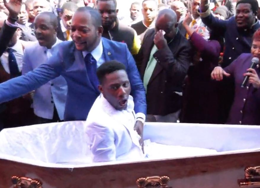 Pastor claims to raise man from the dead