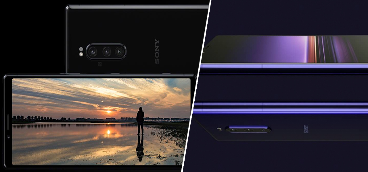 Sony's new Xperia 1 phone