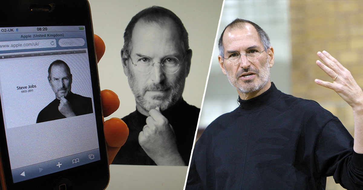 Steve Jobs Born On This Day In 1955
