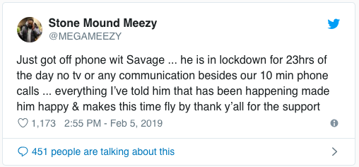 tweet from @MEGAMEEZY
