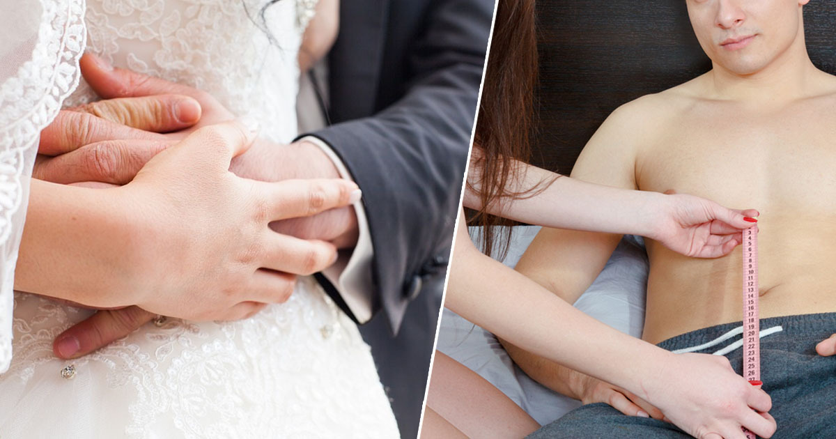 Man suing wife after revealing his secret micropenis