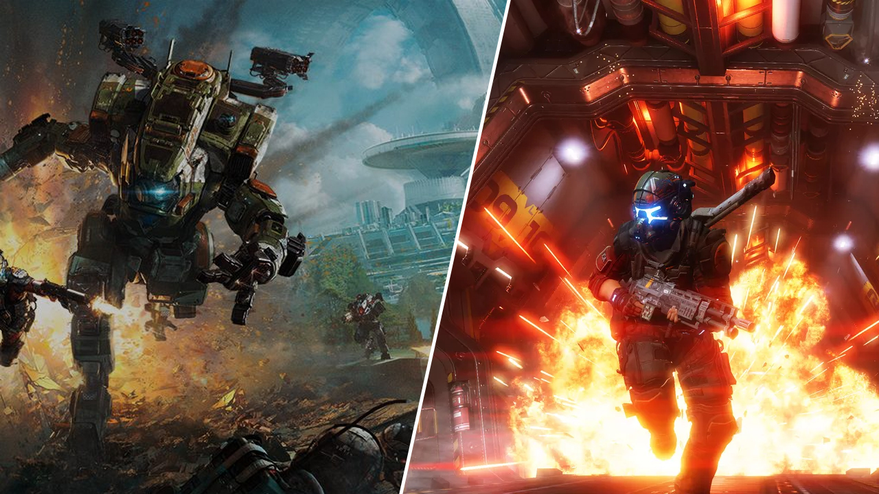 Titanfall Free To Play Battle Royale Rumoured For Release Today