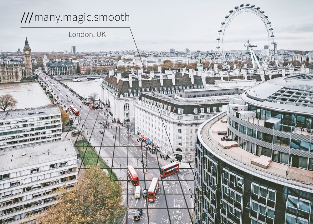what3words london grid