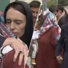 New Zealand PM Meets With Mourners At Mosque