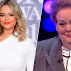 Chase Star Defends Emily Atack From Troll Who Thinks She's 'Not Pretty Enough'