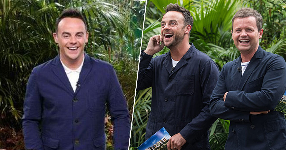 Ant confirmed as host for I'm a celeb