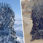 HBO Hid Six Iron Thrones Around The World For A Scavenger Hunt