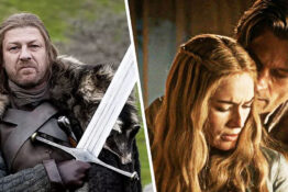 Best episodes from Game of Thrones.