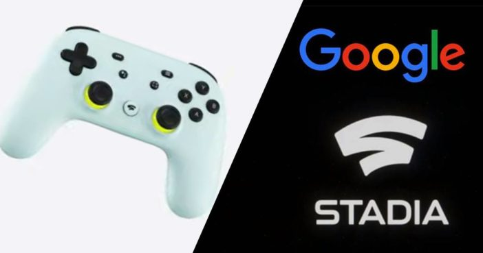 Google Stadia is here.