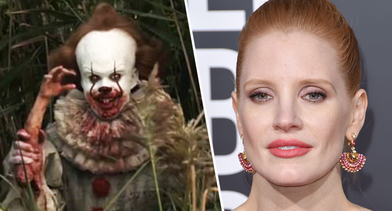 jessican chastain starring in it chapter 2