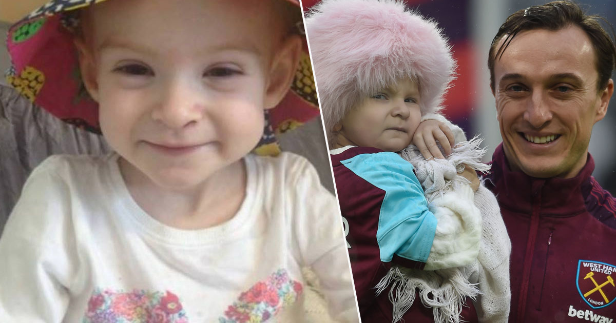 Girl Given Just 4% Chance Of Surviving Aggressive Cancer Has Beaten It