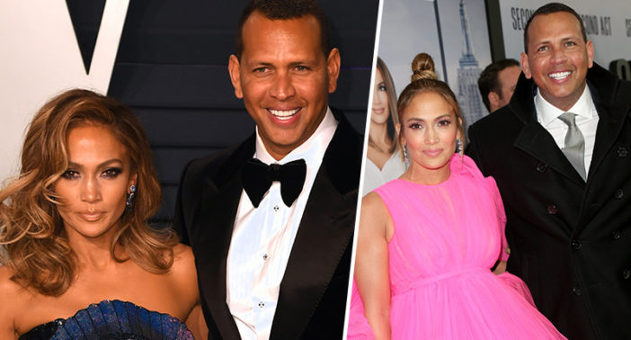JLo is engaged.