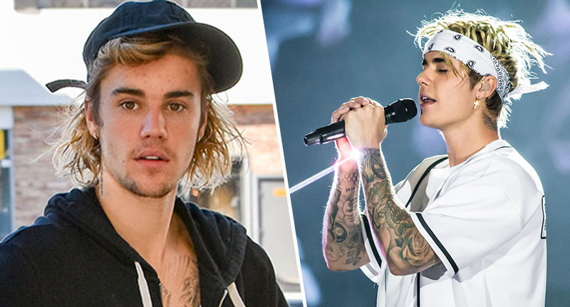 justin bieber going through shit posts instagram pic asking for prayers