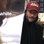 Keanu Reeves Went On Road Trip With Strangers After Getting Stranded