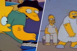 michael jackson in the simpsons