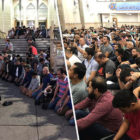 Thousands Of Muslims 'Defy Terror Threat Levels' To Pray For 49 Killed In New Zealand