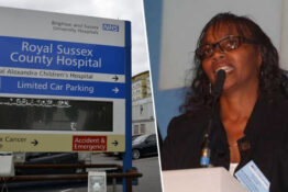 nhs racial equality boss fired racist comments dr vivienne Lyfar-Cissé