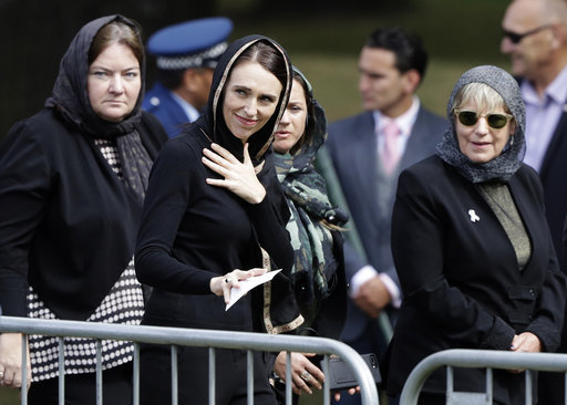 jacinda ardern new zealand