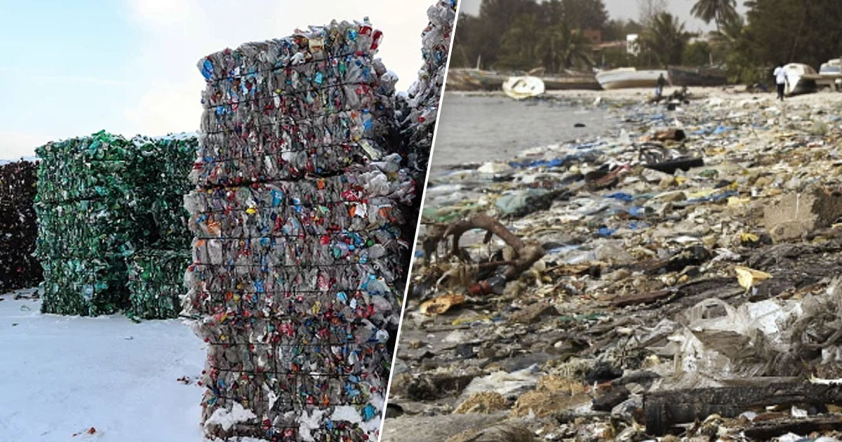UN commits to significantly reduce plastic use