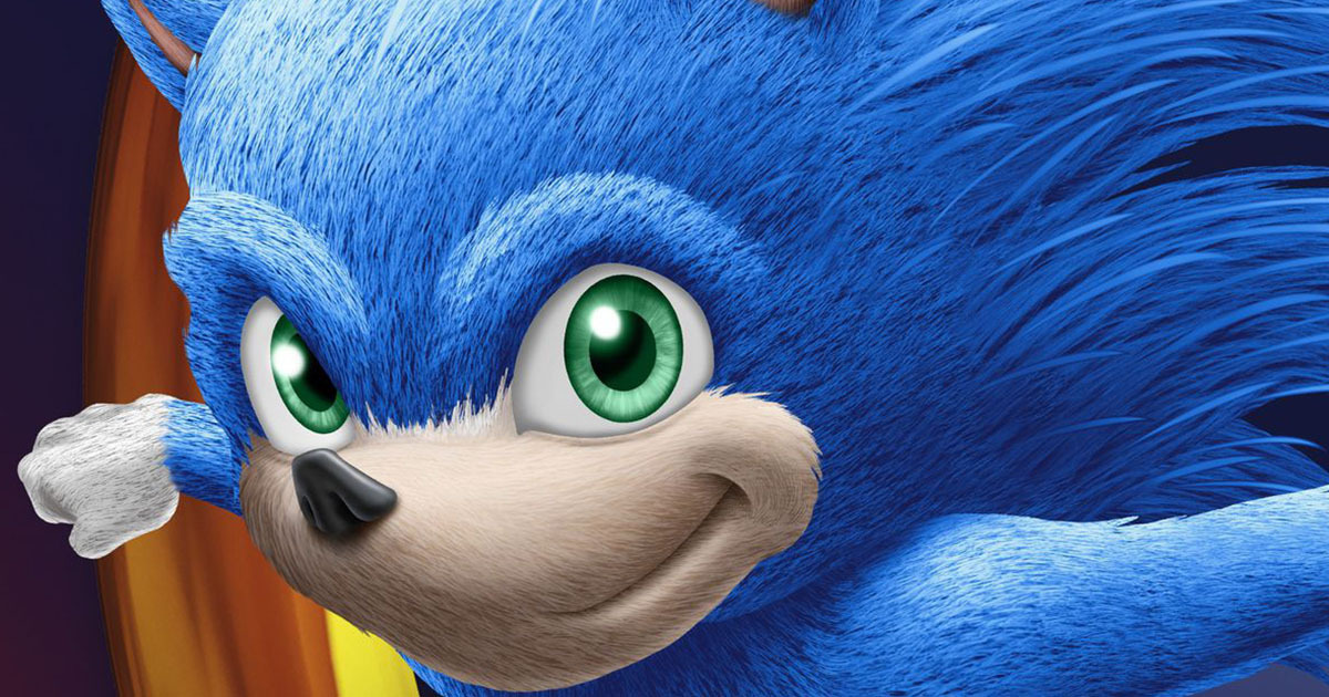 Sonic The Hedgehog Movie Trailer Finally Drops, And It's Kinda Terrifying