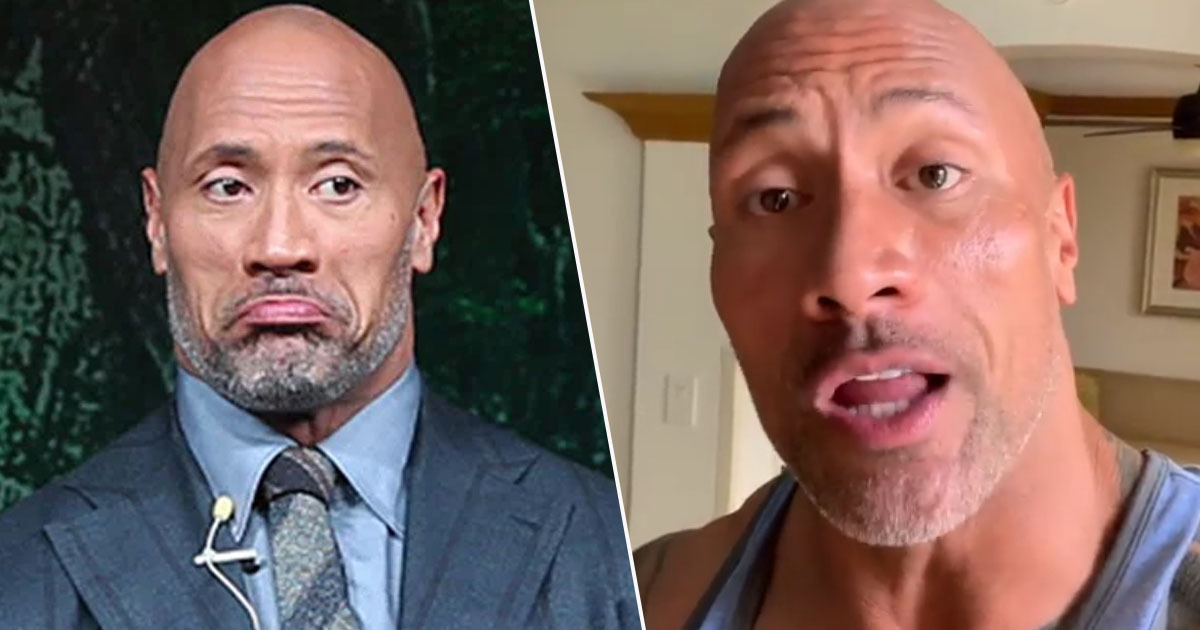 People Are Unfollowing Dwayne Johnson After Controversial Instagram Post