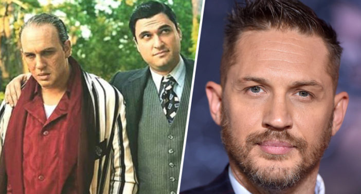 Pictures of Tom Hardy in Fonzo are here.