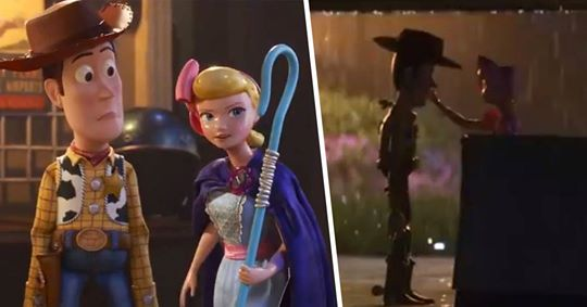 Toy Story 4 Trailer Good Morning America