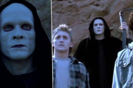 Death returns to Bill and Ted