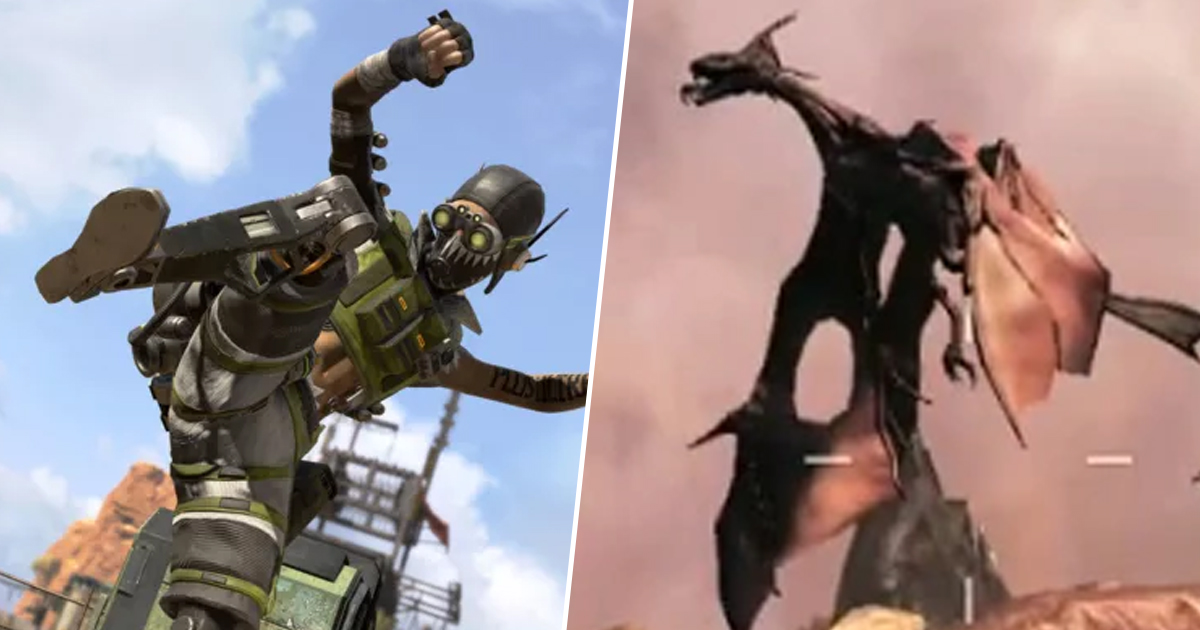 Apex Legends Might Be About To Be Invaded By Dragons