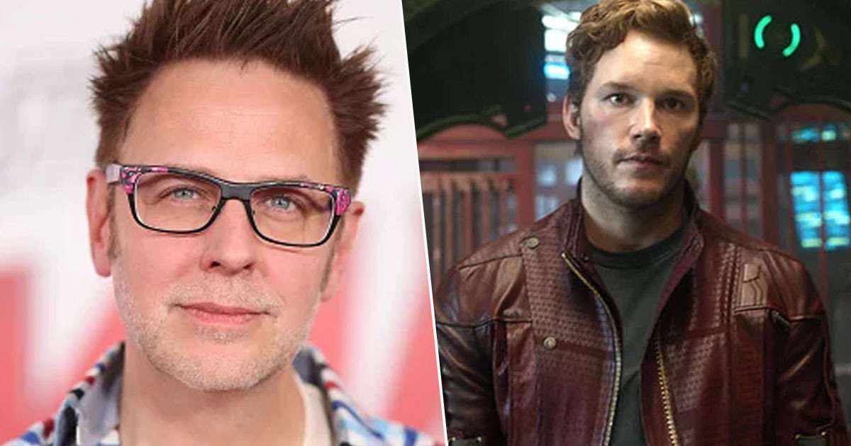 James Gunn/Chris Pratt