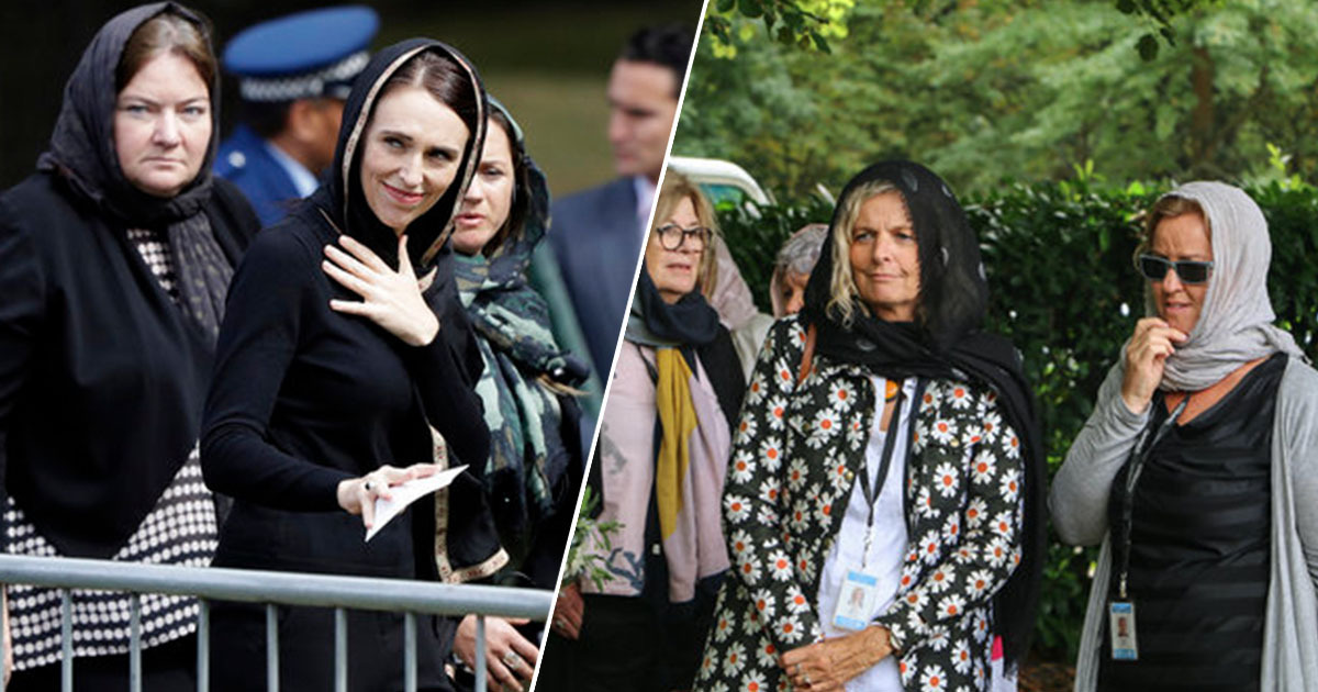 headscarves new zealand