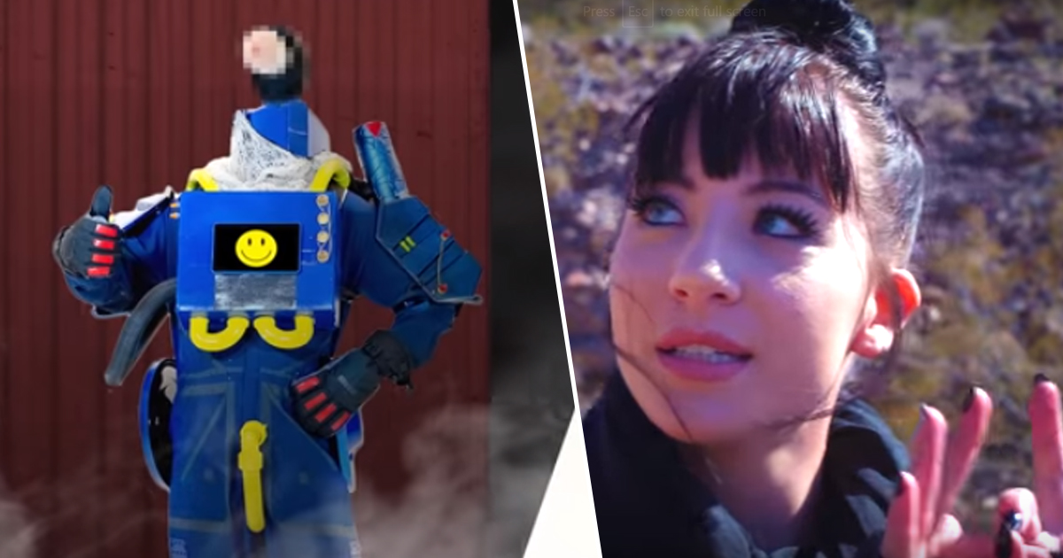 Apex Legends Has A Porn Parody, Which Actually Took Longer Than I Expected
