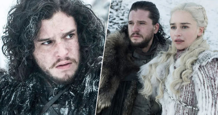 Kit Harington could have just dropped spoiler.