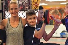 IncredAble Adaptive MMA Holly Holm