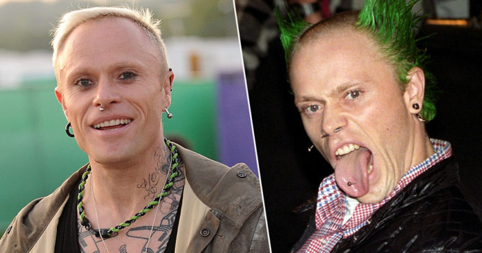 Keith Flint spent his final days celebrating his dog's birthday.