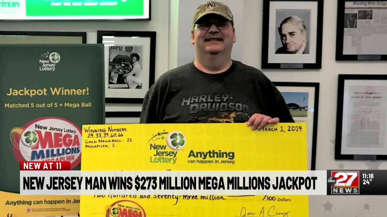 unemployed man wins lotto ex wife doesn't want any money