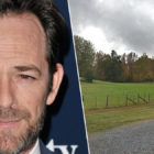 Luke Perry's Ashes Scattered On His Beloved Farm