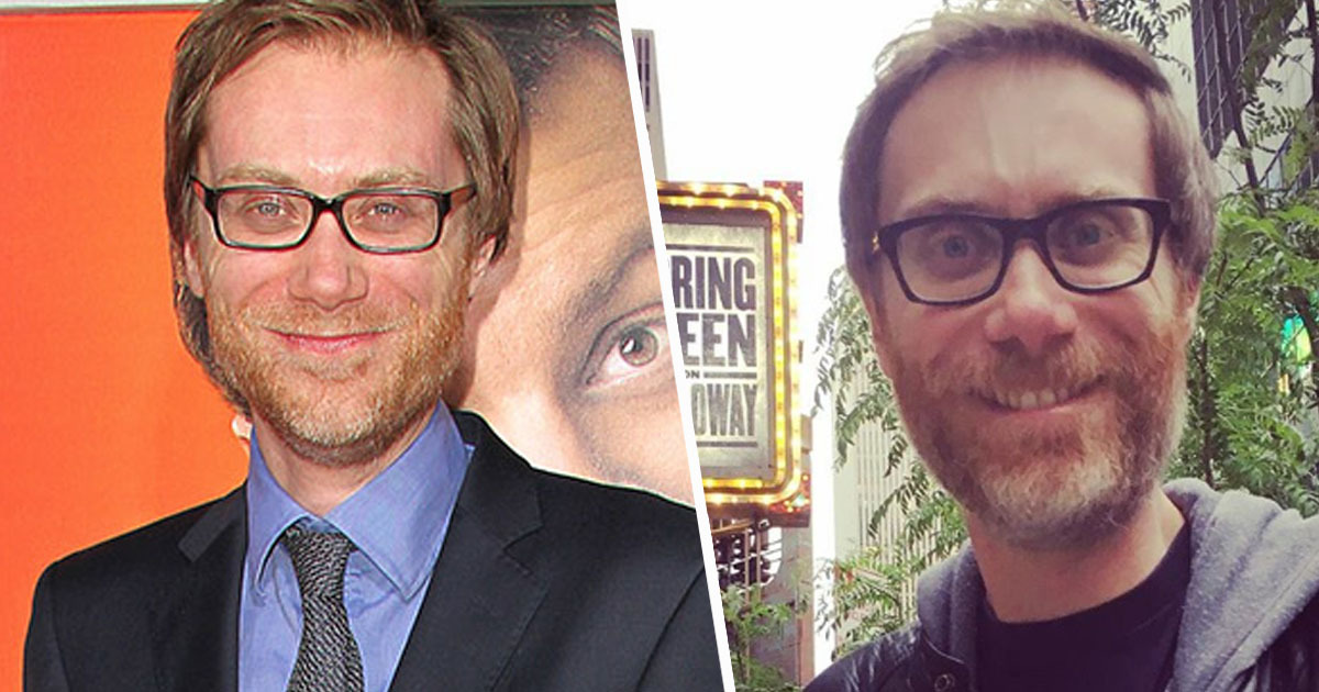 Stephen Merchant Is Unrecognisable As 'Grindr Killer' For