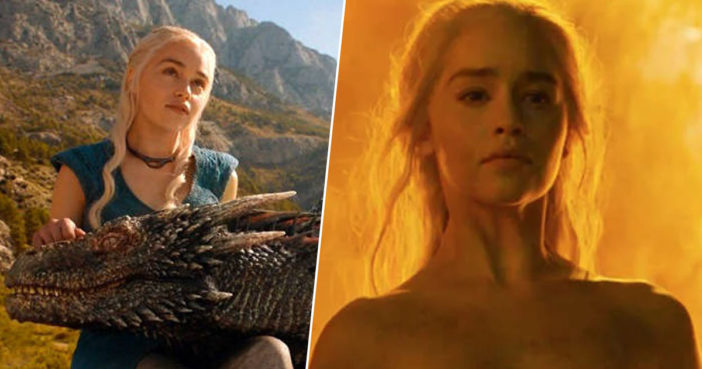 Emilia Clarke suffered brain aneurysms while filming GOT.