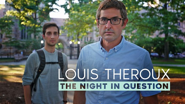 louis theroux the night in question documentary BBC