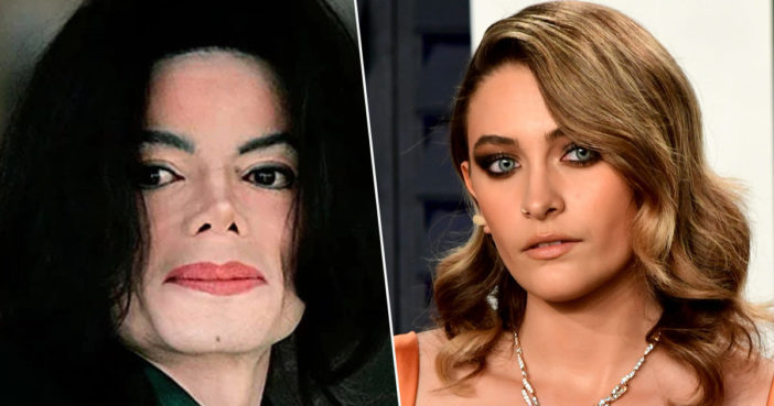 Paris Jackson speaks out about Finding Neverland.