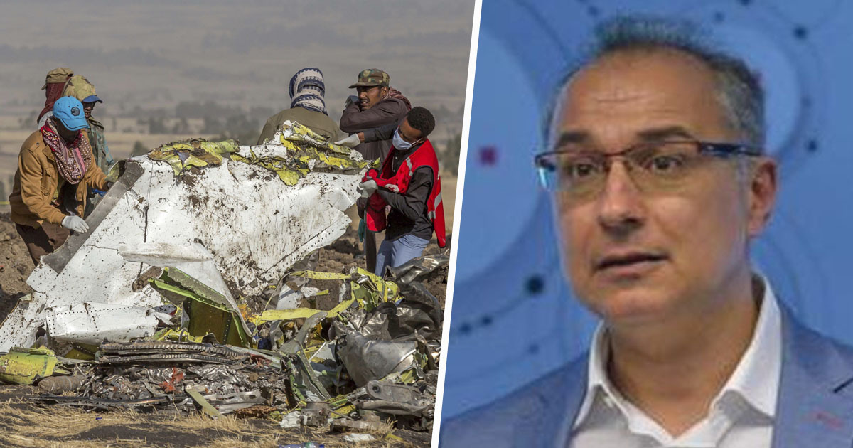 Man missed doomed flight which killed 157