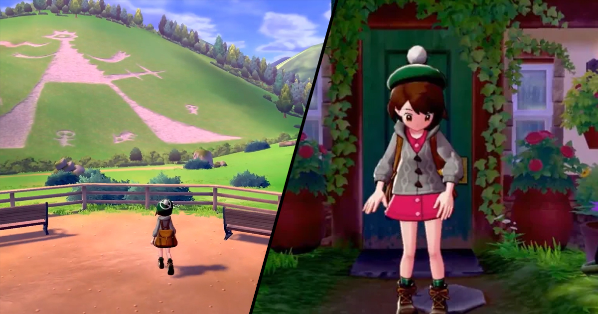Pokemon Sword Shield Could Have Multiple Regions According To New