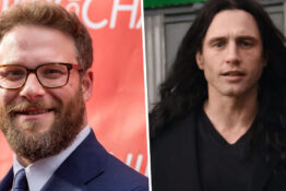seth rogen james franco disaster artist