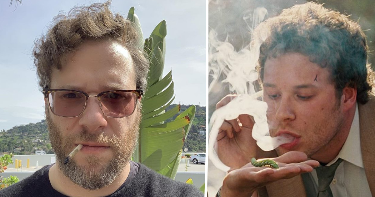 Seth Rogen Launches Recreational Weed Company So People Can 'Learn To love Cannabis'