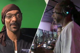Snoop Dogg has started an eSports league.