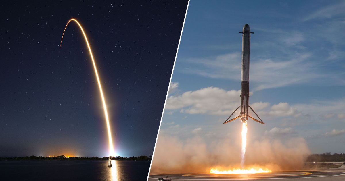 SpaceX Could Get You From London To New York In Just 29 Minutes By 2030