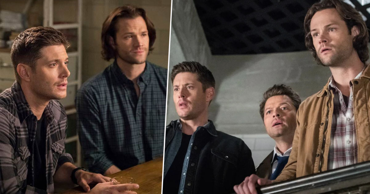 Supernatural Officially Ending After Season 15