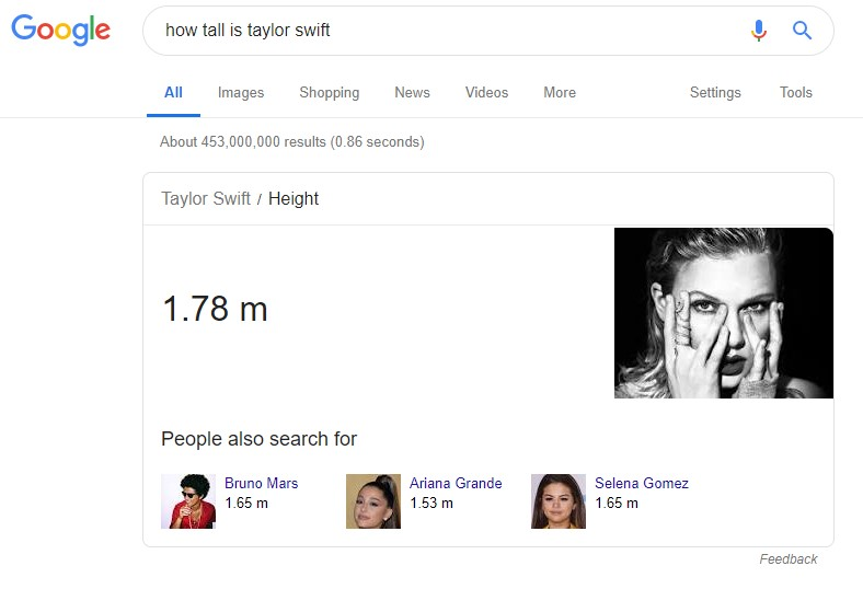 how tall is taylor swift